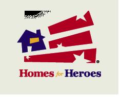 homes for heros logo