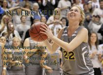 Lauren Hill Never Give Up